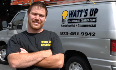 Rich Fisk - Owner of Watts-Up Electrical